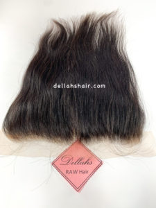 Straight Frontal 13x6